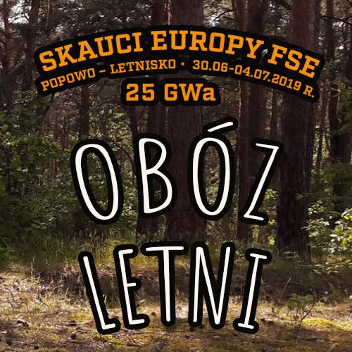 Obóz letni Skautów Europy