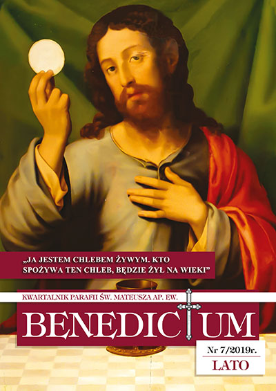 "Wakacyjny numer kwartalnika ""Benedictum"""