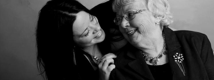 Modlitwa za babcię i dziadka autorstwa Benedykta XVI