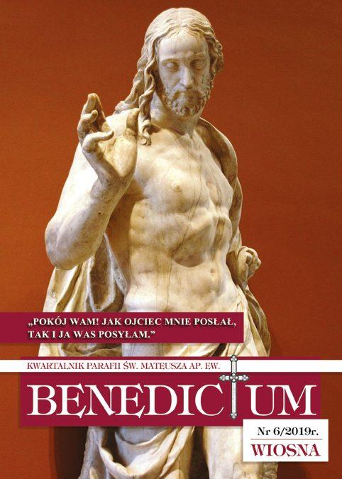 """Świąteczny numer kwartalnika """"Benedictum"""""""