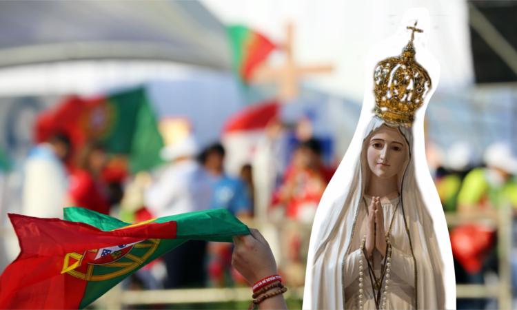 Modlitwa za Światowe Dni Młodzieży Lizbona 2022