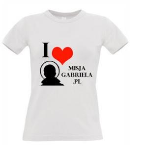 Nowe koszulki Misji Gabriela!