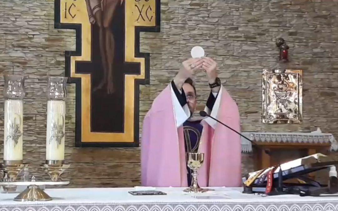 Transmisja z Mszy świętej