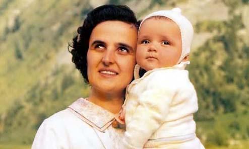 Św. Joanna Beretta-Molla. Kobieta dzielna – opiekunka matek.