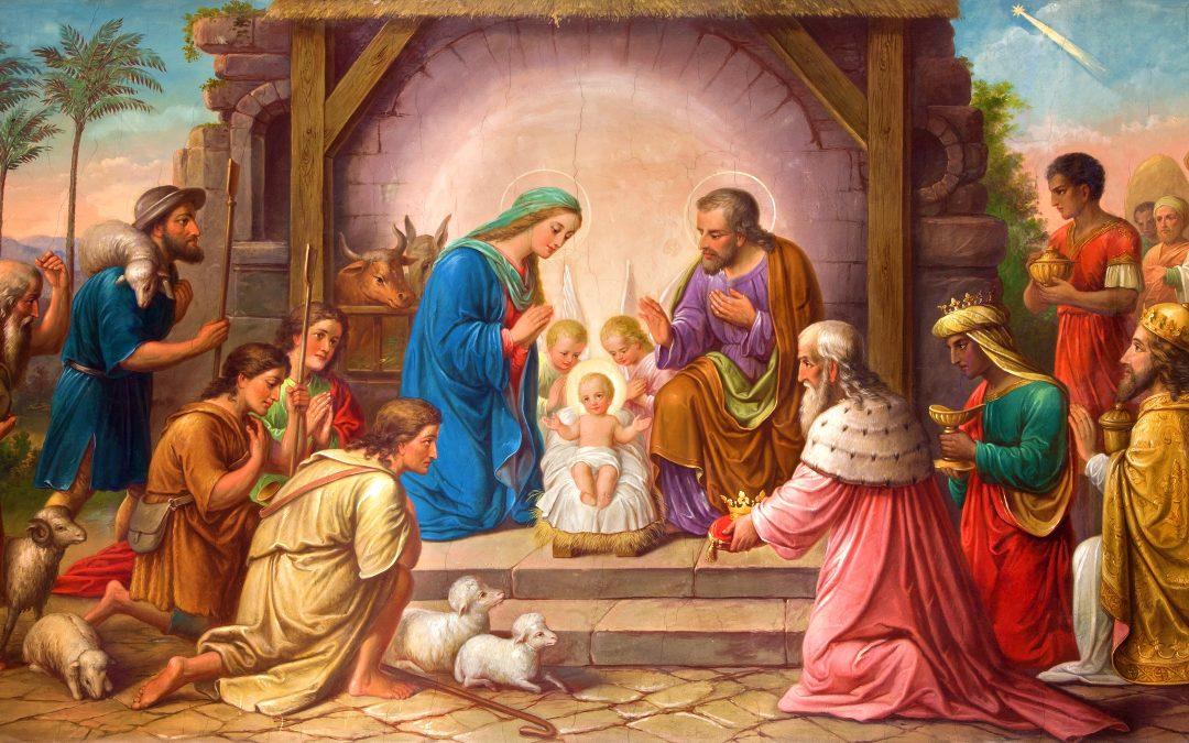 Życzenia Ojca Przemysława na Boże Narodzenie