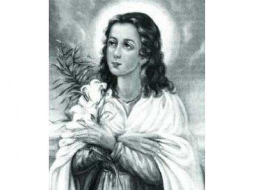 Mała Męczennica – Święta Maria Goretti
