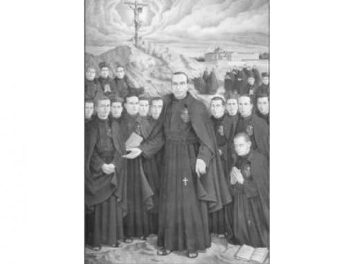 bł. Męczennicy Pasjoniści z Daimiel