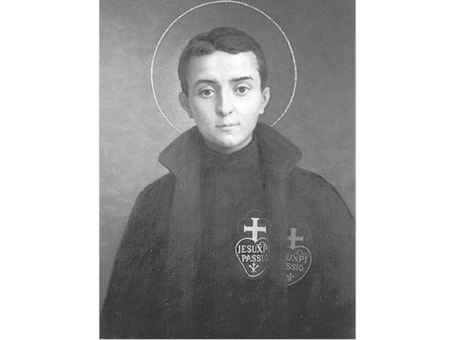 Święty Gabriel Possenti od Matki Bożej Bolesnej